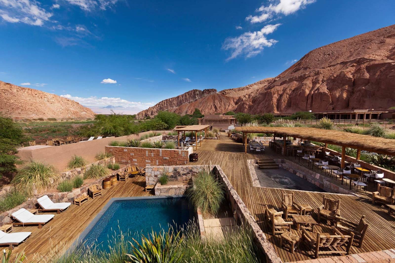 Best List of Hotels in San Pedro de Atacama, Chile - Hotel Alto Atacama Desert Lodge and Spa