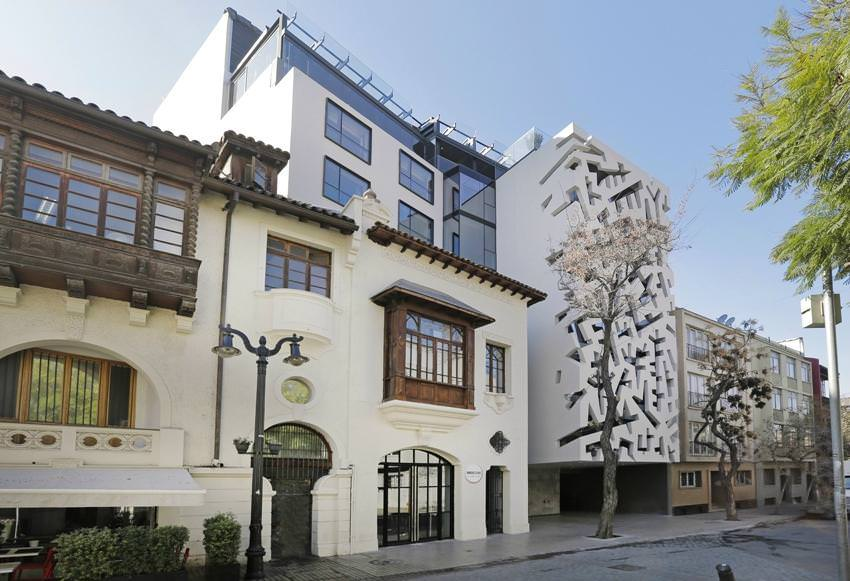 Best List of Hotels in Santiago, Chile - Hotel Cumbres Lastarria