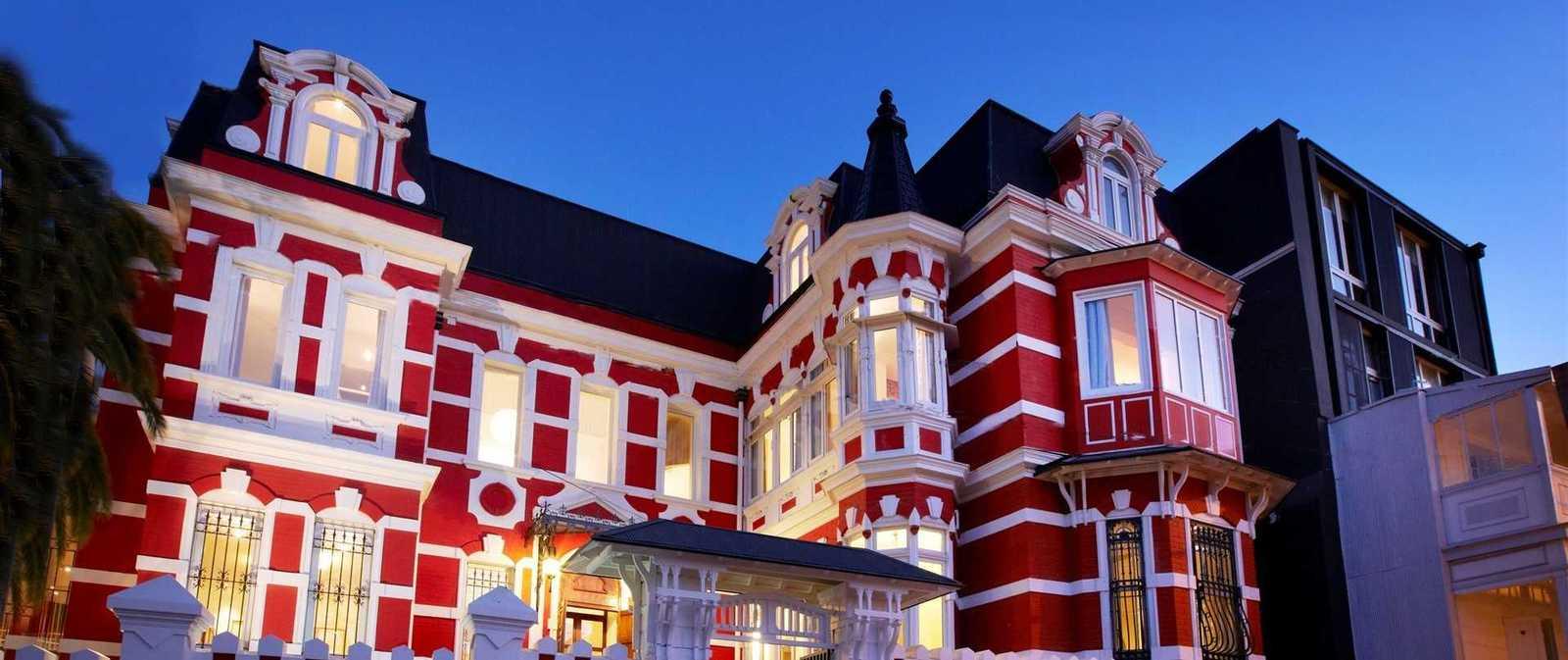 Best List of Hotels in Valparaiso, Chile - Hotel Palacio Astoreca