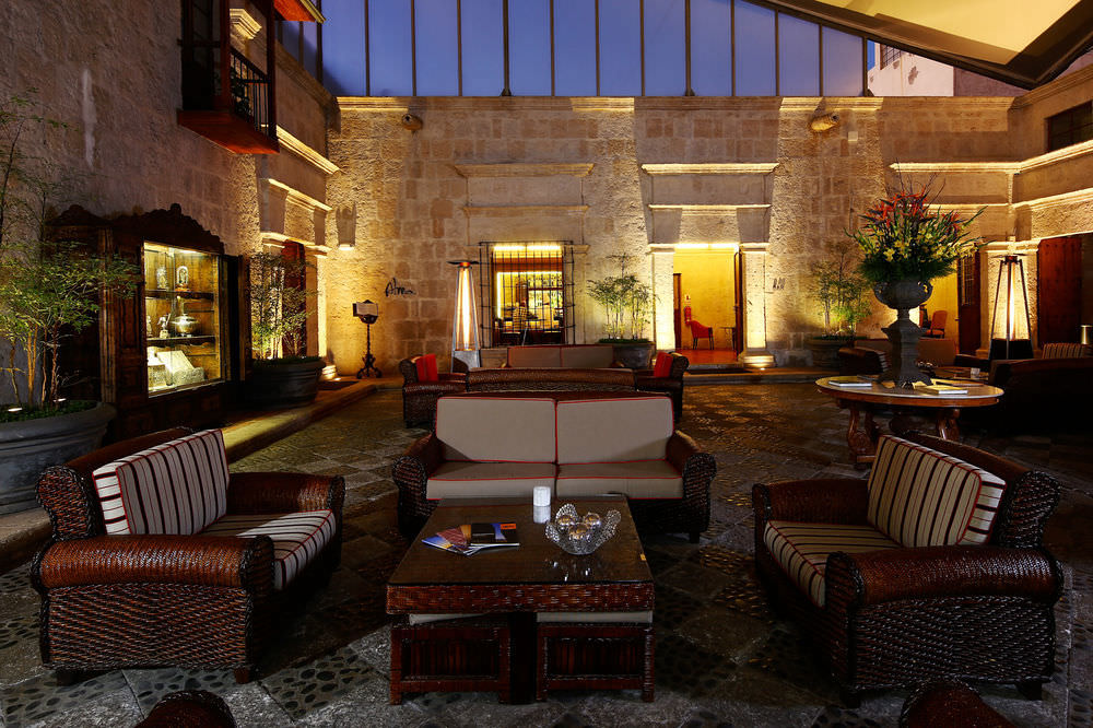 Best List of Luxury Hotels in Arequipa, Peru - Casa Andina Private Collection Arequipa