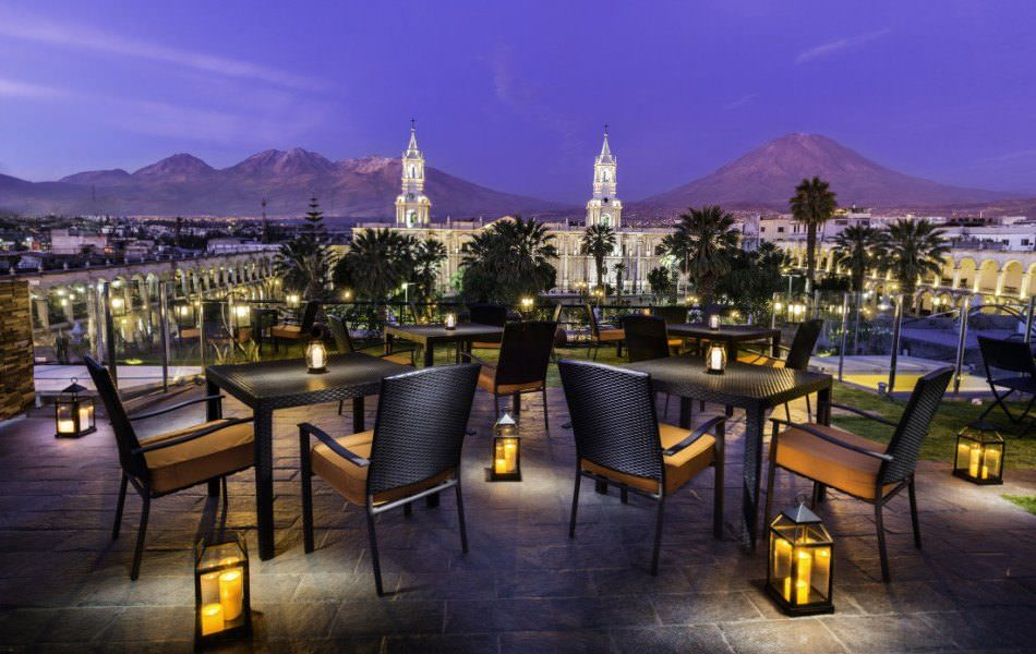 Best List of Luxury Hotels in Arequipa, Peru - Katari Hotel at Plaza de Armas