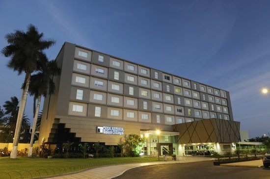 Best List of Luxury Hotels in Chiclayo, Peru - Casa Andina Select Chiclayo