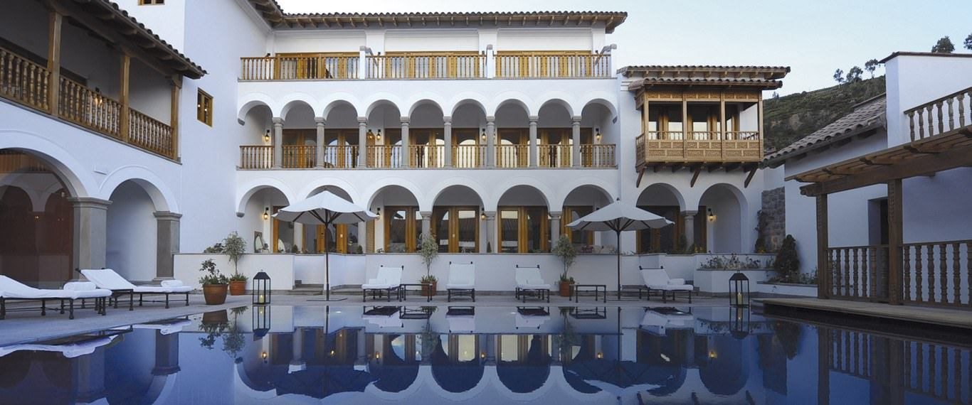 Best List of Luxury Hotels in Cuzco, Peru - Belmond Palacio Nazarenas