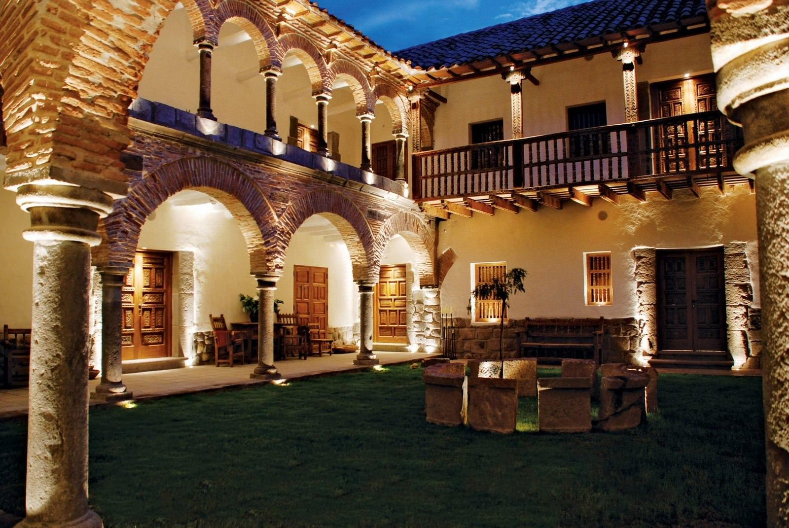 Best List of Luxury Hotels in Cuzco, Peru - Inkaterra La Casona