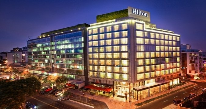 Best List of Luxury Hotels in Lima, Peru - Hilton Lima Miraflores