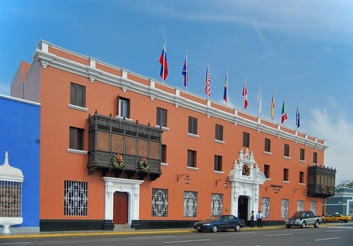 Best List of Luxury Hotels in Trujillo, Peru - Hotel Libertador Trujillo