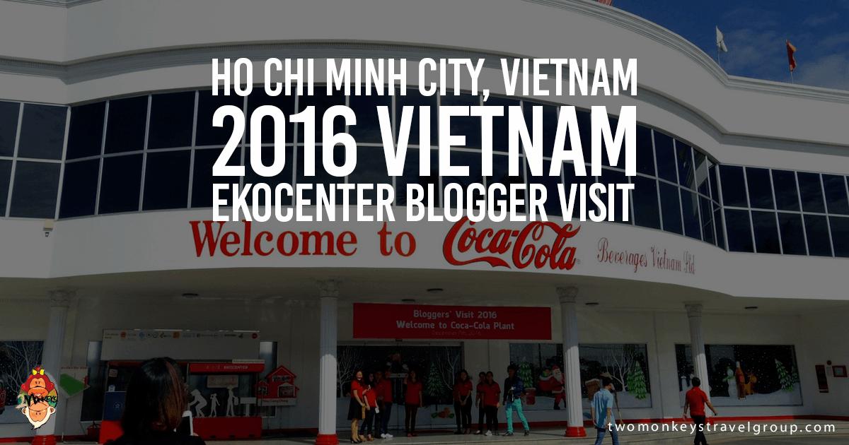 2016 Vietnam EKOCENTER Blogger Visit