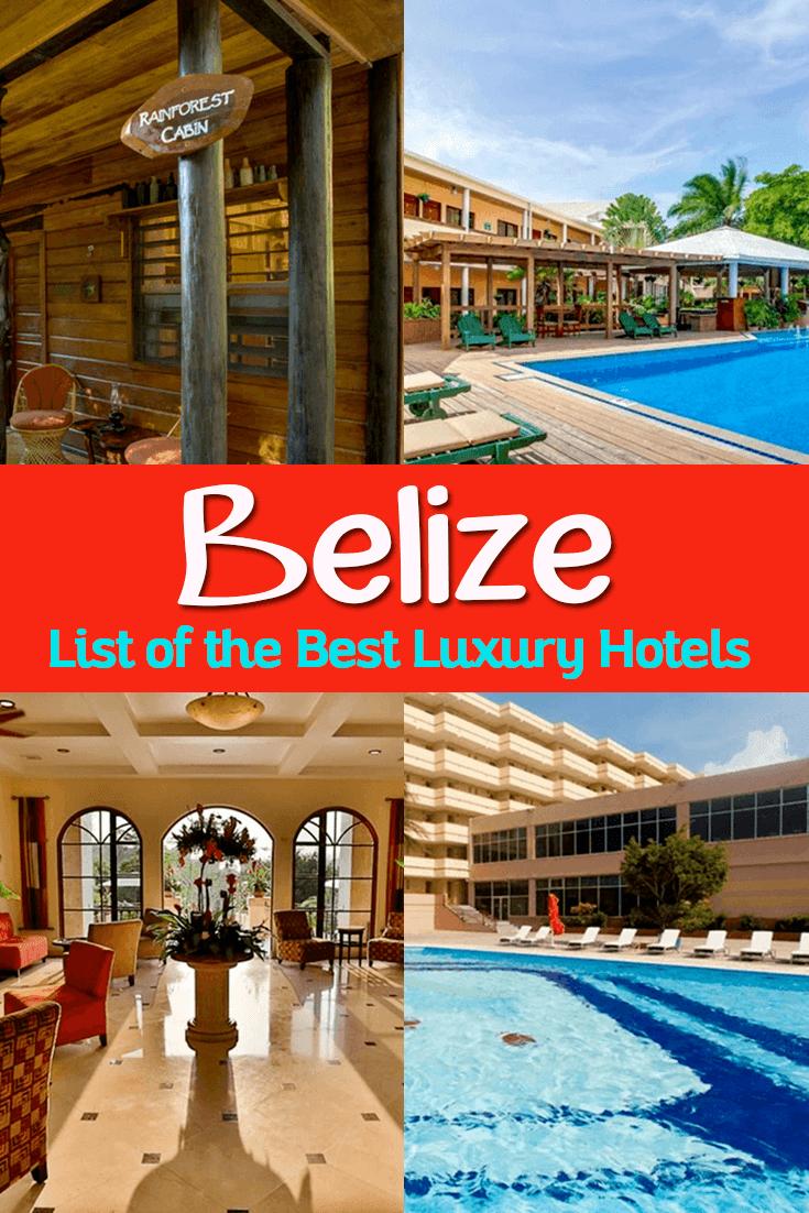 List of the best luxury hotels in belize updated for 2018 for List of luxury hotels