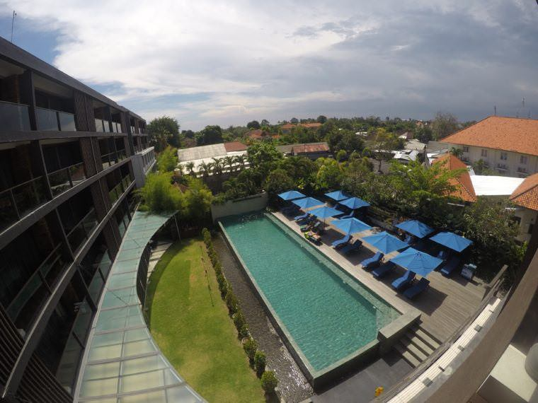Luxury Hotel Review Watermark Hotel & Spa Jimbaran, Bali, Indonesia