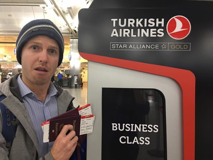 Turkish Airlines Business Class Flight TK 0015- Boeing 777-300ER (77W) From Istanbul to Buenos Aires (+Lounge Istanbul Experience)