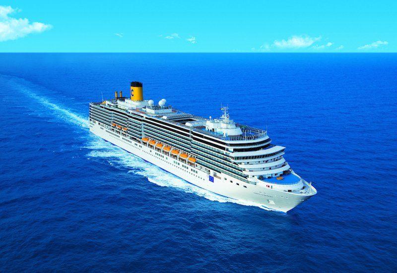 two monkeys travel - european cruises - costa cruises 1