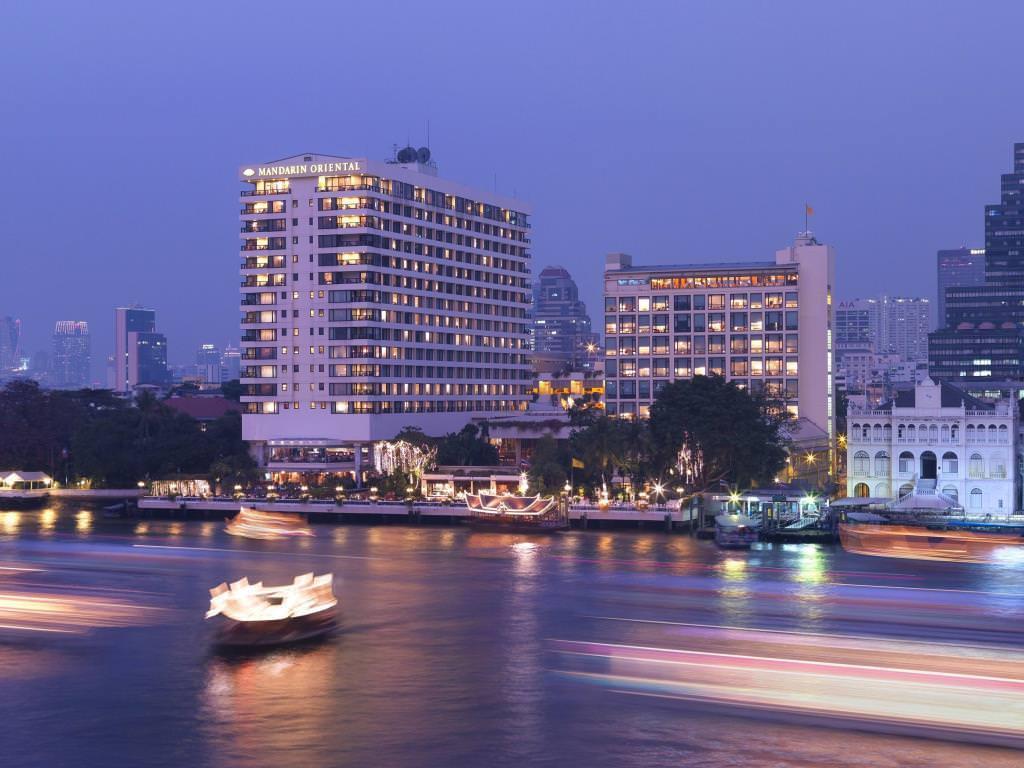 Ultimate List of Best Luxury Hotels in Bangkok Mandarin Oriental