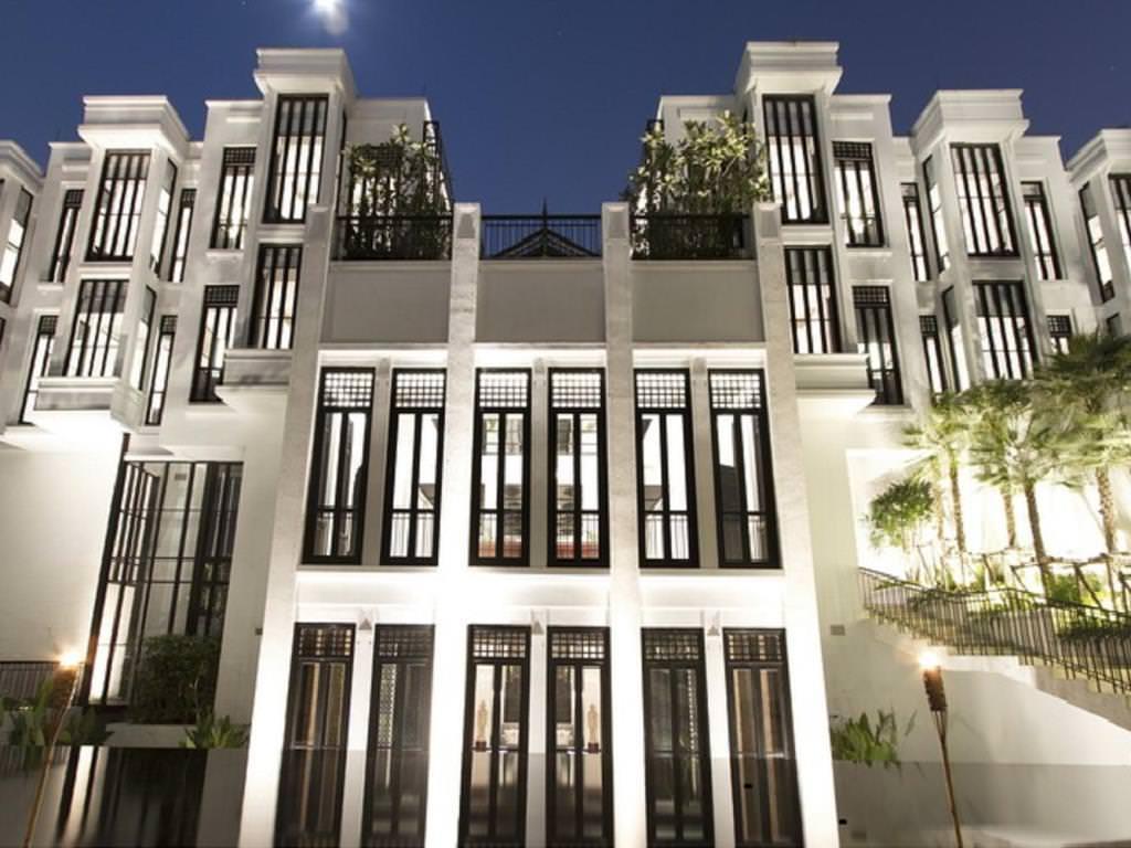 Ultimate List of Best Luxury Hotels in Bangkok The Siam