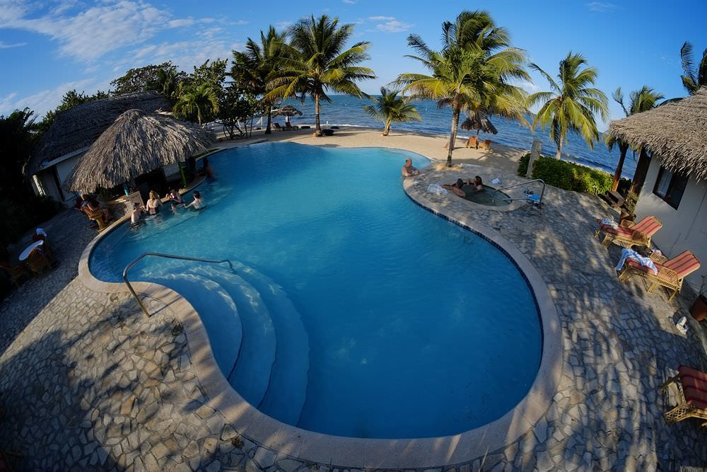 Ultimate List of Best Luxury Hotels in Belize Almond Beach Resort and Spa