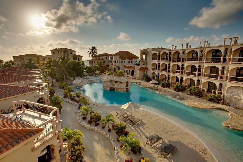 Ultimate List of Best Luxury Hotels in Belize Coco Beach Resort