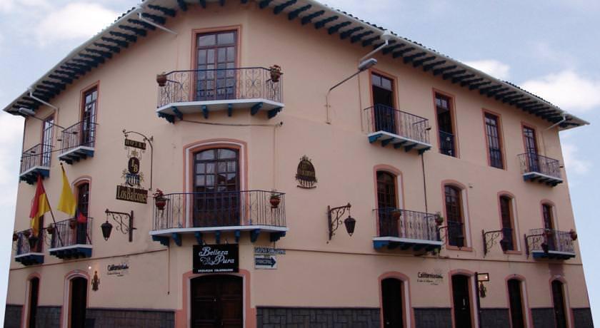 Ultimate List of Best Luxury Hotels in Cuenca Hotel Boutique Los Balcones