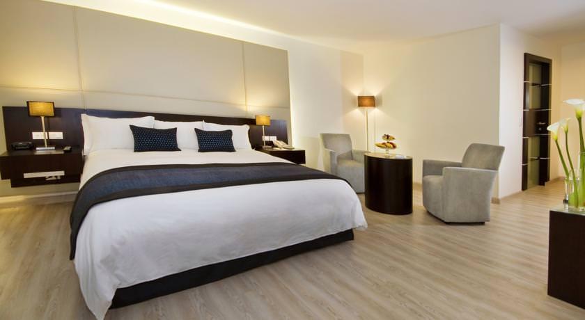 Ultimate List of Best Luxury Hotels in Cuenca Hotel Oro Verde