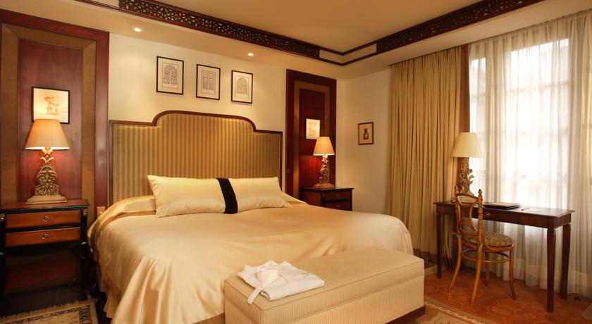 Ultimate List of Best Luxury Hotels in Cuenca Mansion Alcazar