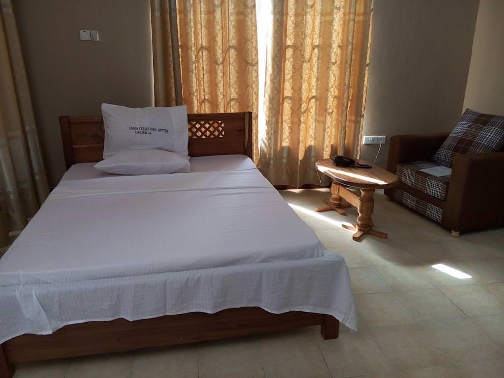 Ultimate list of backpacker hostels in Dar Es Salaam Mara Courtyard Lodge