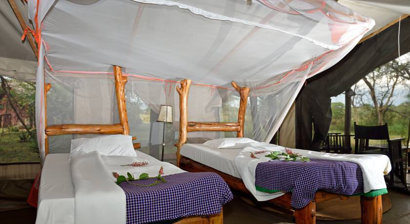 Ultimate list of backpacker hostels in Serengeti Ikoma Tented Camp