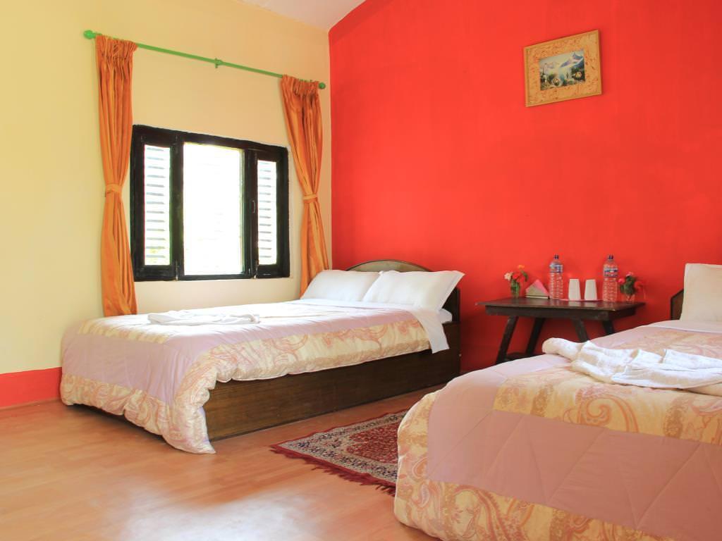 Ultimate list of best backpacker hostels in Chitwan Chitwan Safari Camp & Lodge