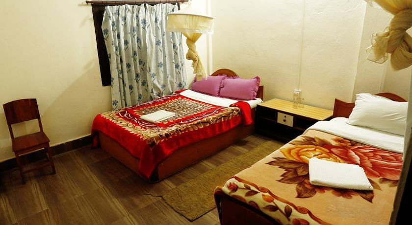 Ultimate list of best backpacker hostels in Chitwan Eden Jungle Resort