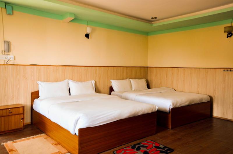 Ultimate list of best backpacker hostels in Nagarkot Hotel Mount Paradise