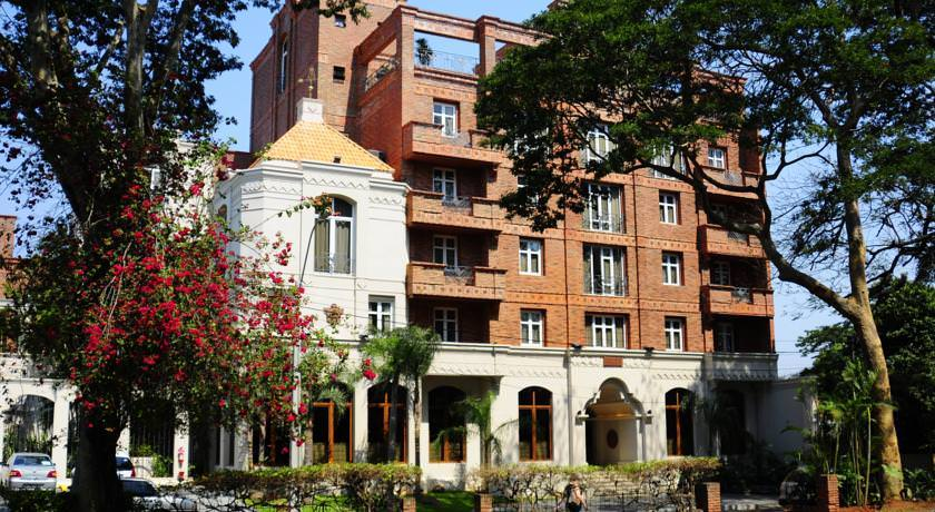 ultimate list of best luxury hotels in Asuncion La Mision Hotel