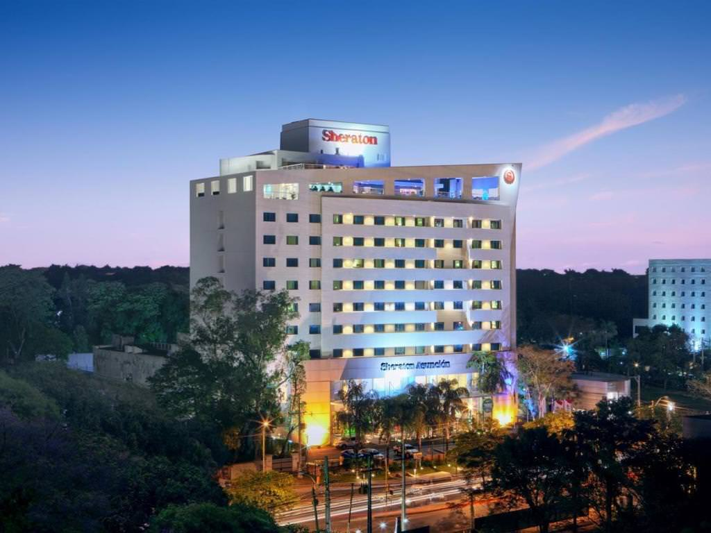ultimate list of best luxury hotels in Asuncion Sheraton Hotel