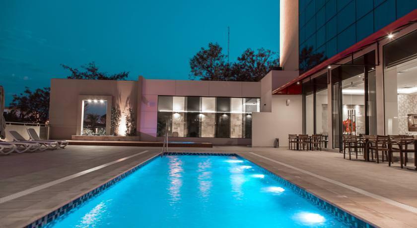ultimate list of best luxury hotels in Encarnacion Hotel Puesta Del Sol
