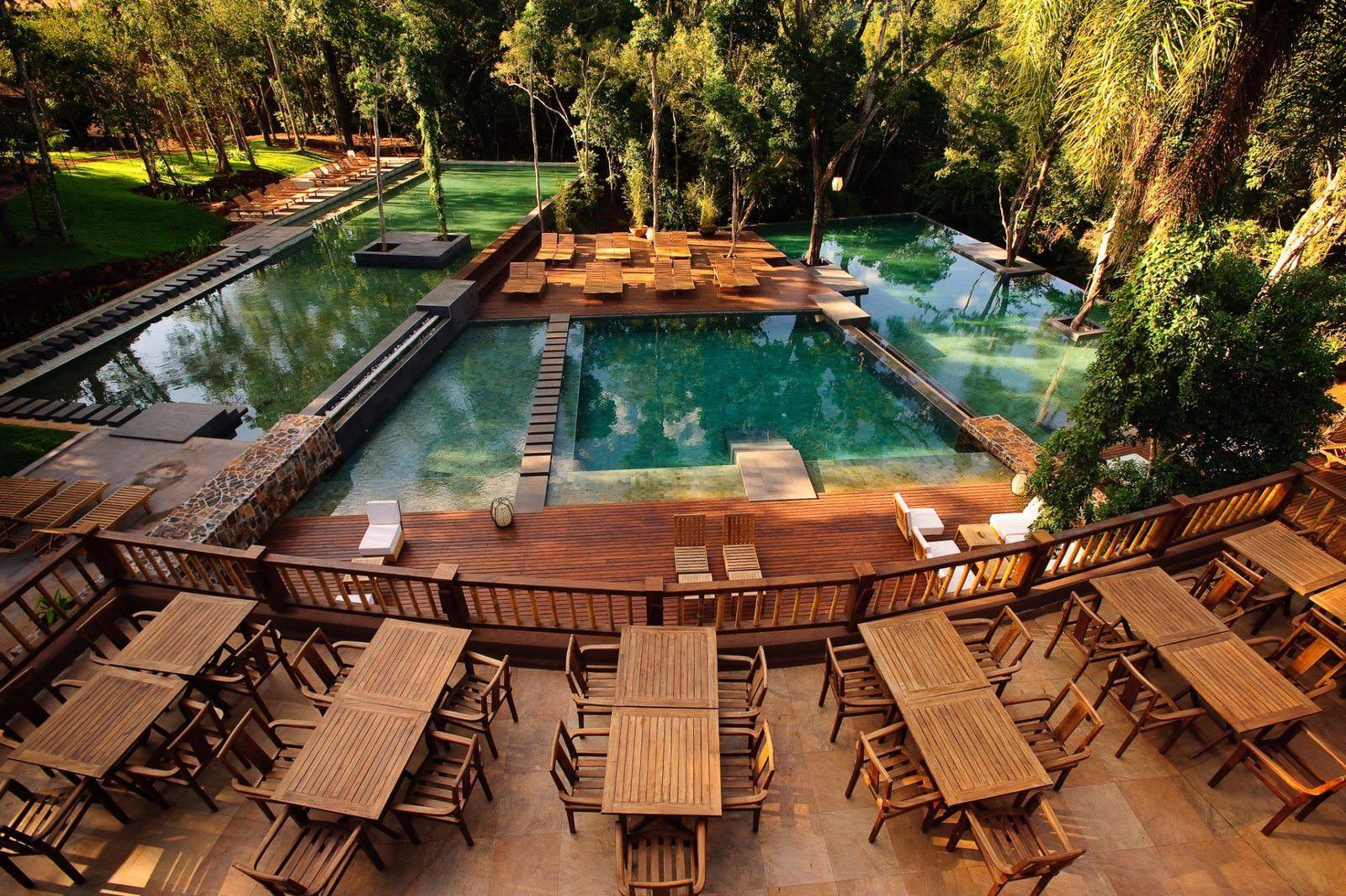 ultimate list of best luxury hotels in argentina puerto iguazu loi suites iguazu