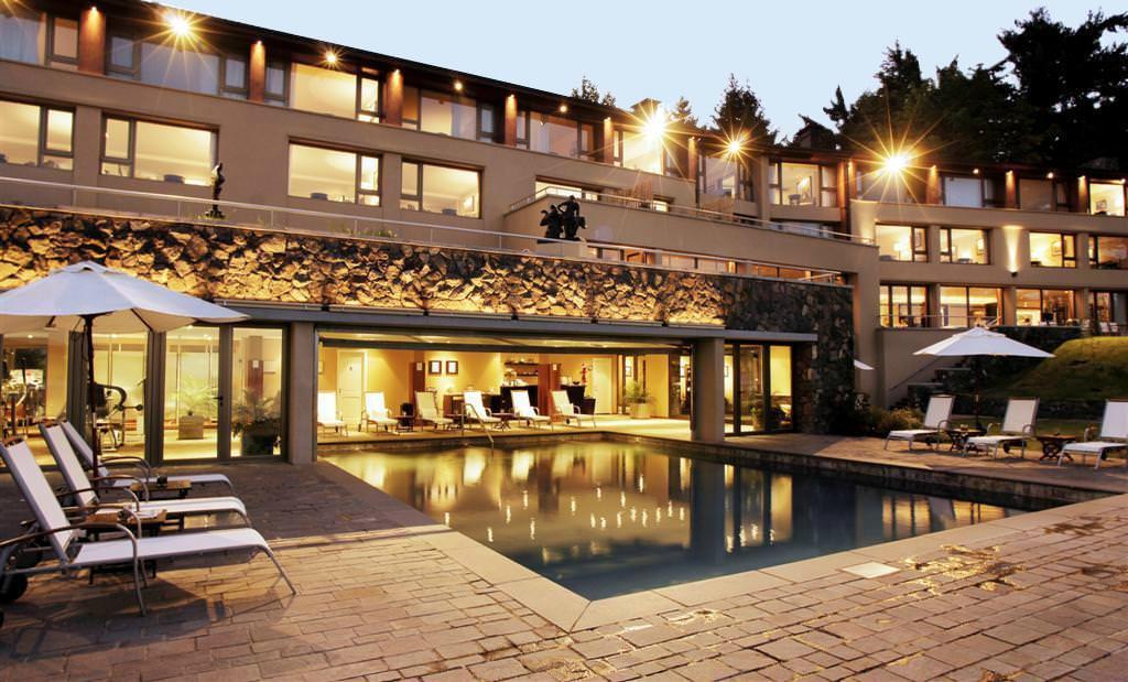 ultimate list of best luxury hotels in argentina san carlos de bariloche el casco art hotel