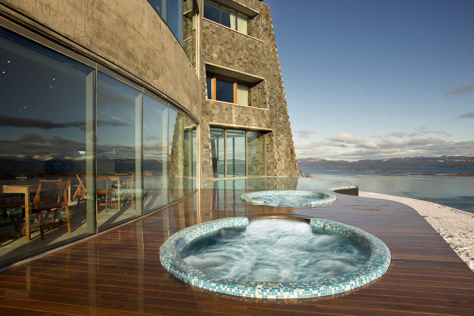 ultimate list of best luxury hotels in argentina ushuaia arakur ushuaia resort and spa