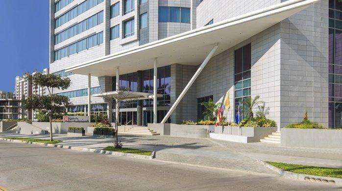 Best List of Luxury Hotels in Barranquilla, Colombia - Hilton Garden Inn Barranquilla