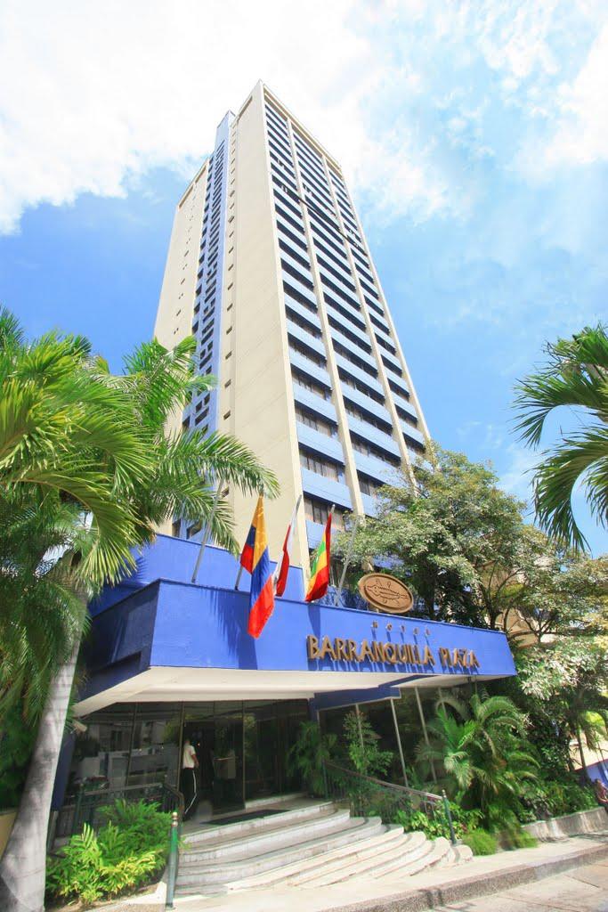 Best List of Luxury Hotels in Barranquilla, Colombia - Hotel Barranquilla Plaza