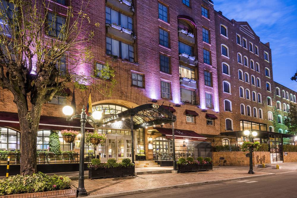 Best List of Luxury Hotels in Bogota, Colombia - Sofitel Bogota Victoria Regia