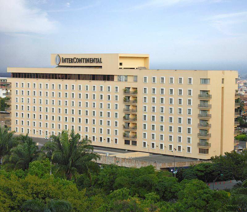 Best List of Luxury Hotels in Cali, Colombia - Intercontinental - UN Hotel Estelar