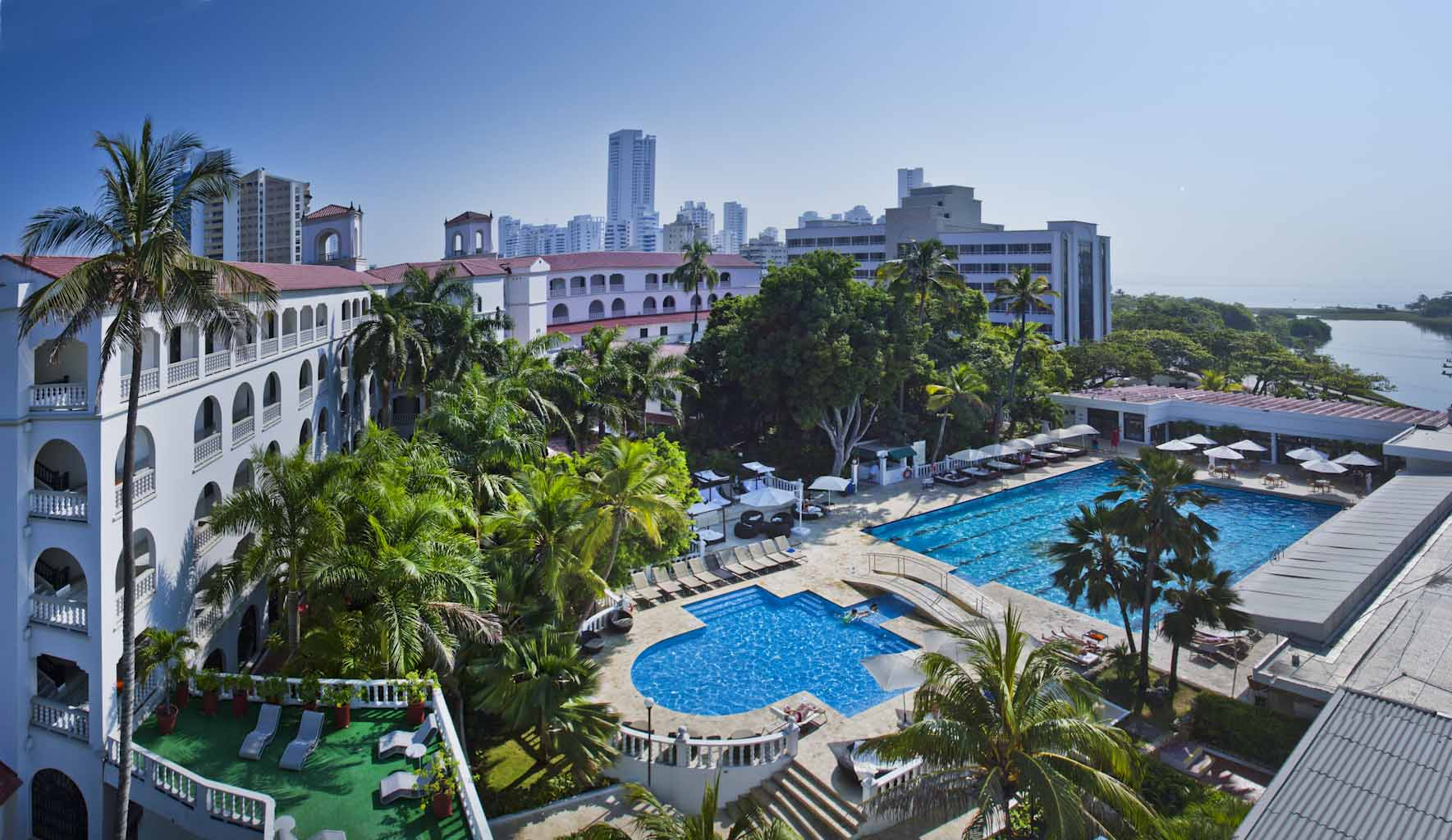 Best List of Luxury Hotels in Cartagena, Colombia - Hotel Caribe Cartagena