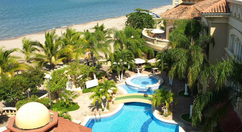 Best List of Luxury Hotels in La Ceibo, Honduras - Quinta Real Hotel and Convention Center