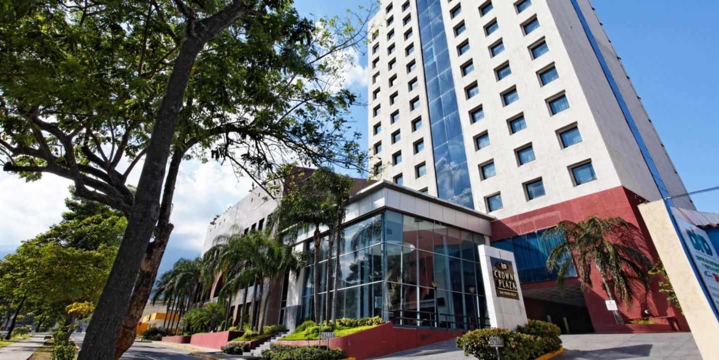 Best List of Luxury Hotels in San Pedro Sula, Honduras - Crowne Plaza San Pedro Sula