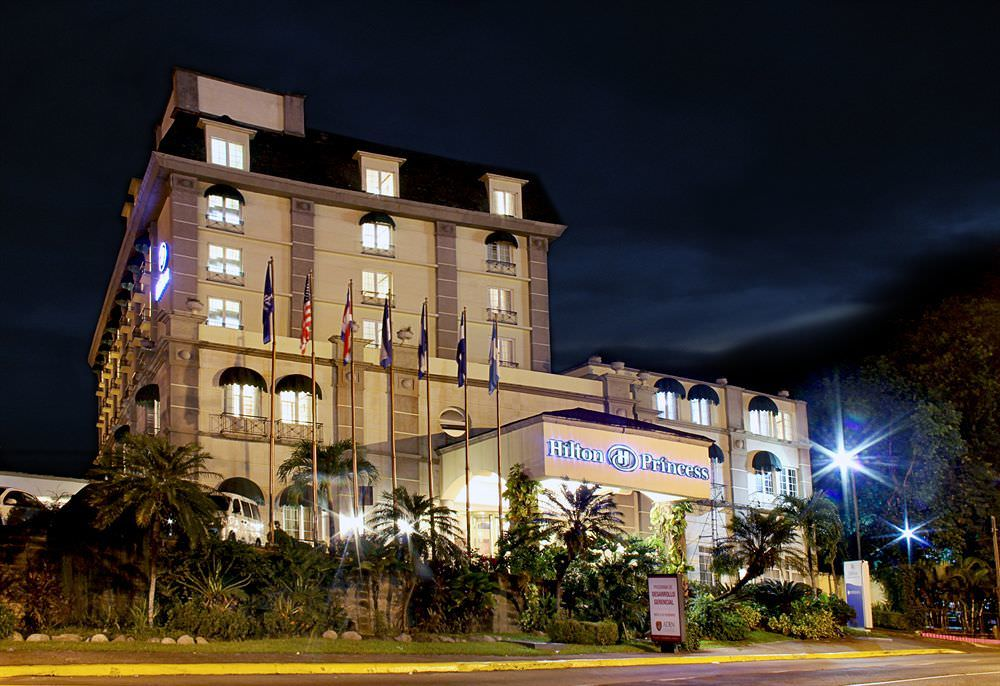 Best List of Luxury Hotels in San Pedro Sula, Honduras - Hilton Princess San Pedro Sula