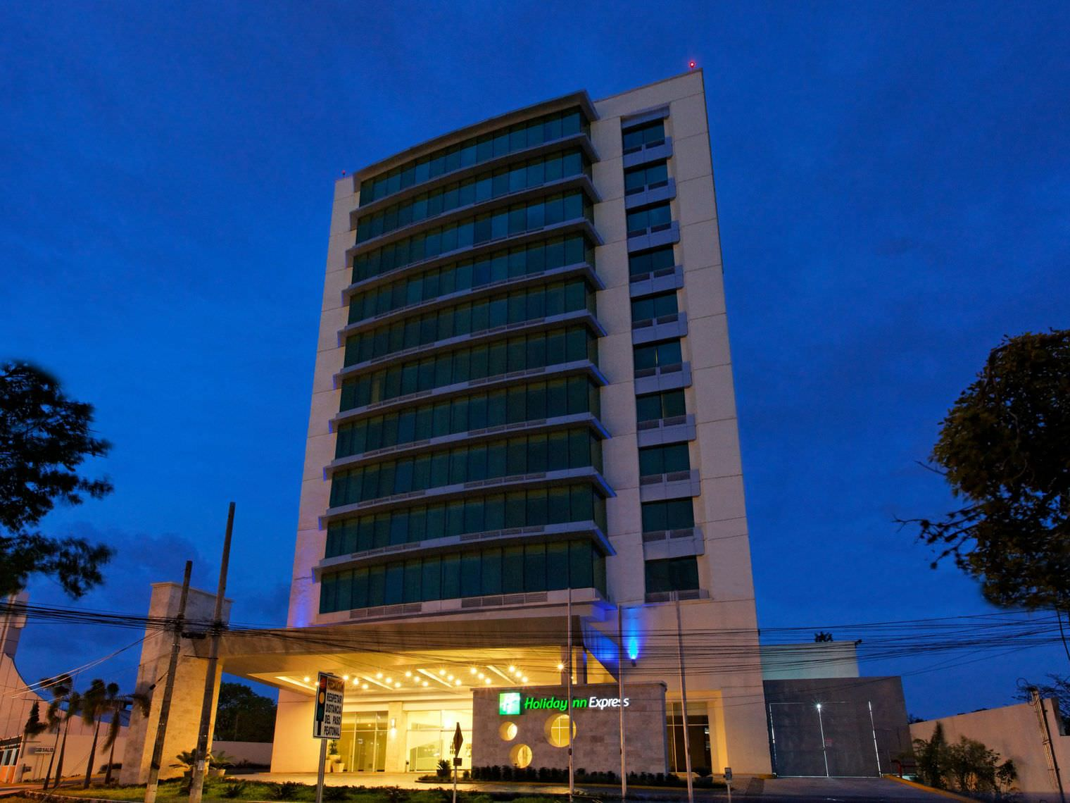 Best List of Luxury Hotels in San Pedro Sula, Honduras - Holiday Inn Express San Pedro Sula