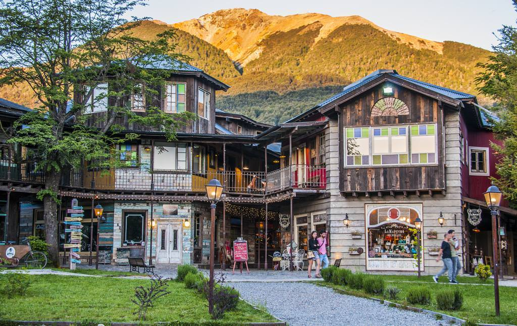 El Mercado, A Unique Rustic Apartment Style Property in Villa La Angostura Patagonia