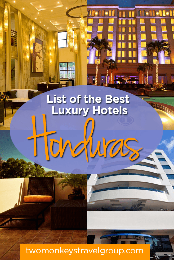 Top Luxury Hotel Interior Designers: List Of The Best Luxury Hotels In Honduras : Updated For 2019
