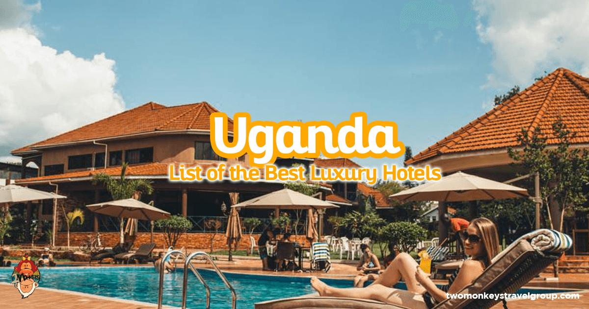 Best Hotels In Entebbe