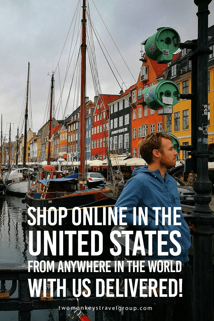 Shop online in the United States from anywhere in the world with US Delivered!