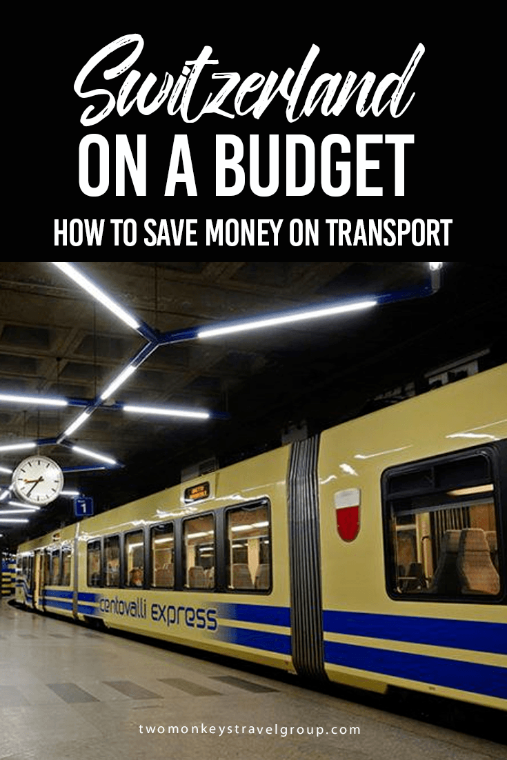 Switzerland on a Budget: How to Save Money on Transport