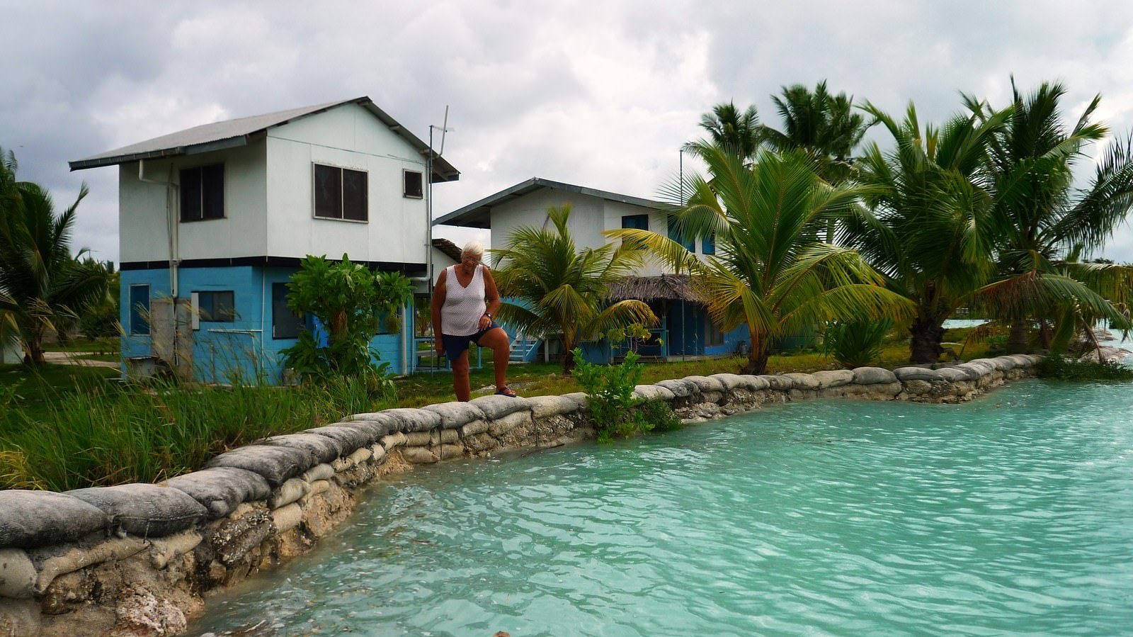 Ultimate List of Backpacker Hotels in Tarawa Attol Lagoon Breeze Lodge