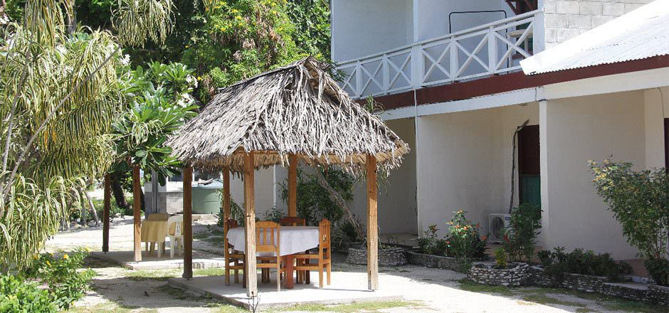 Ultimate List of Backpacker Hotels in Tarawa Attol Mary's Motel