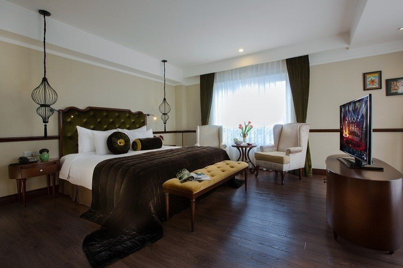 Ultimate List of Backpacker Hotels in Vietnam Hanoi Hanoi La Siesta Diamond Hotel & Spa